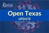 Open Texas Update