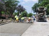 Annual Concrete Repair & Maintenance - Miller Rd