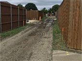 Faulkner-Thornhill-Powell Alley Reconstruction