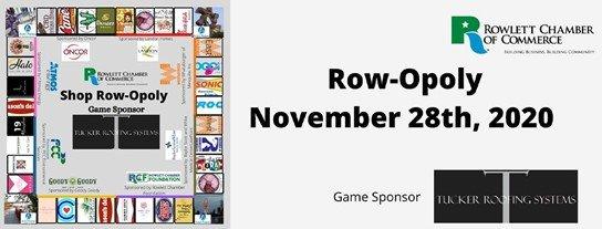Small Business Saturday Rowlett game