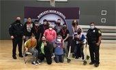 Special Olympics Basketball Skills Challenge