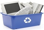 FREE Electronic Recycling & Document Shredding