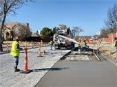 Annual Concrete Repair and Maintenance of Streets and Alleys