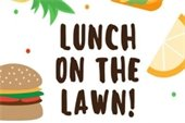 Lunch on Lawn