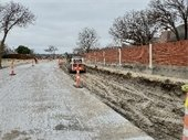 Annual Concrete Repair & Maintenance of Streets, Alleys