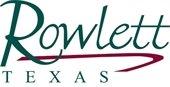 City of Rowlett Website