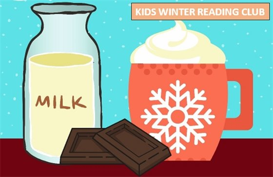 Kids Winter Reading Club