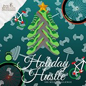 Holiday Hustle graphic