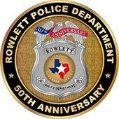 Rowlett PD Celebrates 50 years!