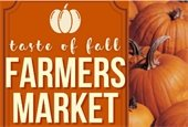 Taste of Fall Farmers Market