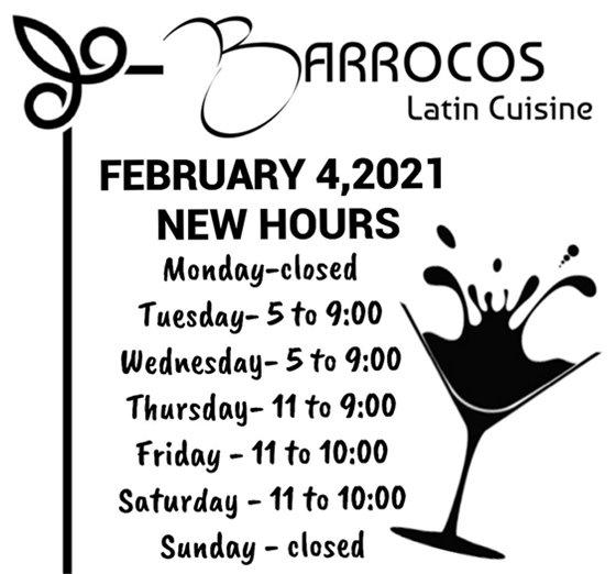 Barrocos Latin Cuisine Restaurant