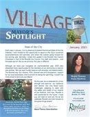 Mayor's Spotlight Newsletter for January 2021