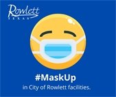 Continue to wear masks at all City facilities