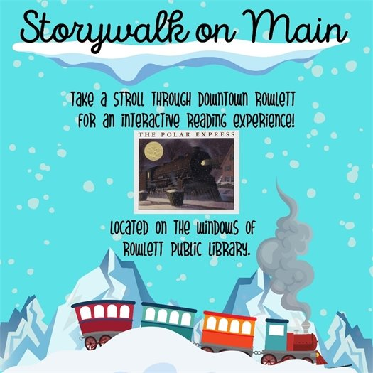 Storywalk on Main