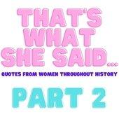 Celebrating Women's History Month Part 2