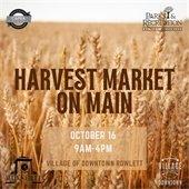 Harvest Market on Main