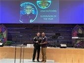 Rolwett Police Department Annual Awards Ceremony