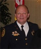 Former Rowlett Police Chief Reece Daniel
