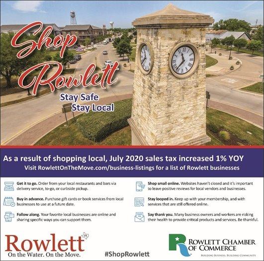 Shop Rowlett