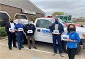 Atmos Energy Donates for RCCC Community Safety & Smoke Alarm Blitz