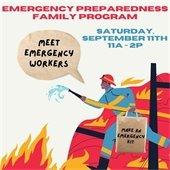 Emergency Preparedness Family Program