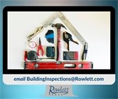 Home Repairs, Permitting and Building Inspections