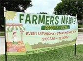 Farmers Market  - July 17