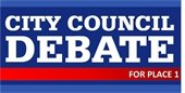 Rowlett City Council Debate for Place 1