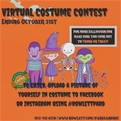 Virtual Halloween Contest