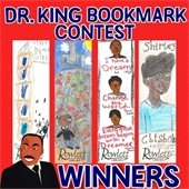Dr. King Bookmark Contest Winners