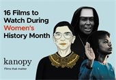 Celebrating Women's History Month - 16 films to watch