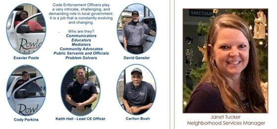 Code Enforcement Officers