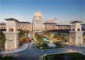 Sapphire Bay Hotel Rendering