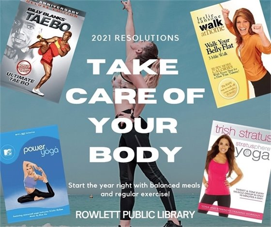 Take Care of Your Body in 2021