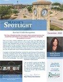 Mayor's Spotlight Newsletter for December