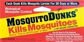 Use Mosquito Dunks