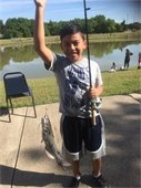 Rowlett Parks & Recreation Kid Fish