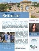 November Mayor's Spotlight Newsletter