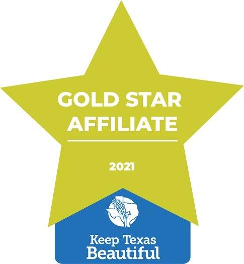 KRB named 2021 Gold Star Affiliate