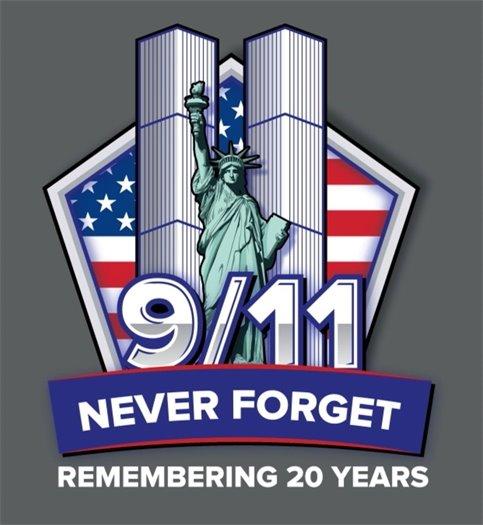 9/11 20th Anniversary Memorial Ceremony