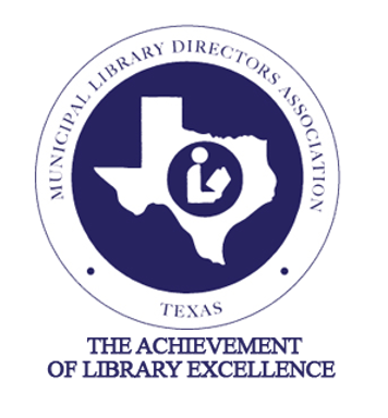 The Achievement of Library Excellence seal