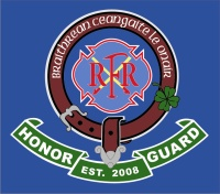 Fire Department Honor Guard Badge