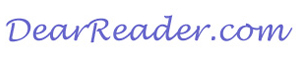 DearReader website
