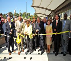 DFW Airport Ribbon Cutting