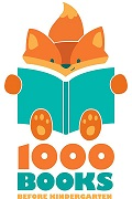 1,000 books before kindergarten