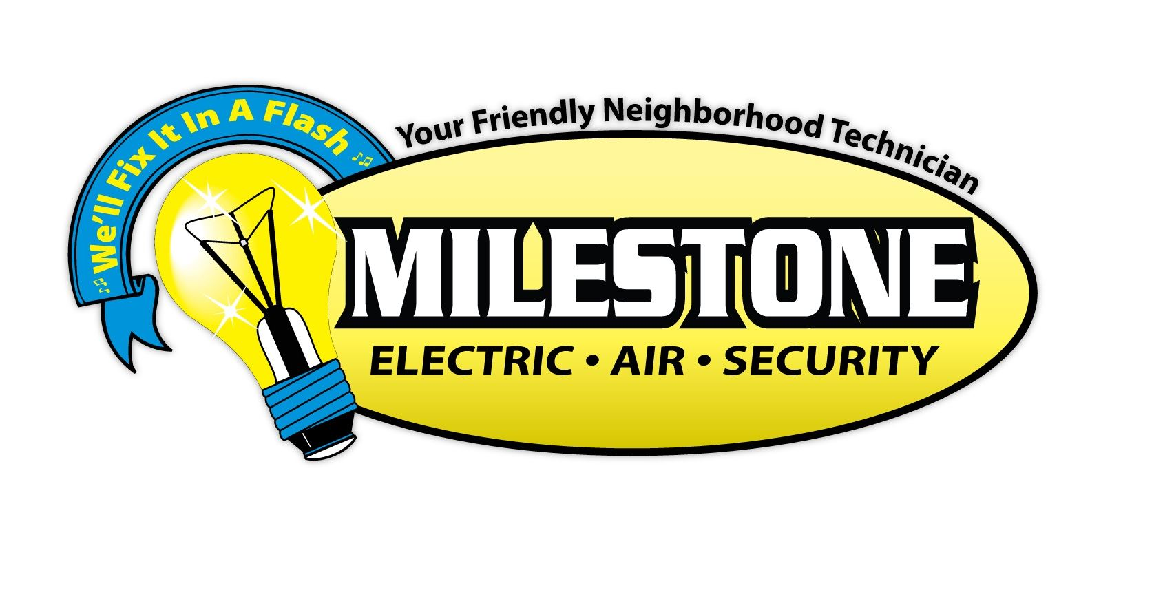 Milestone electric air security