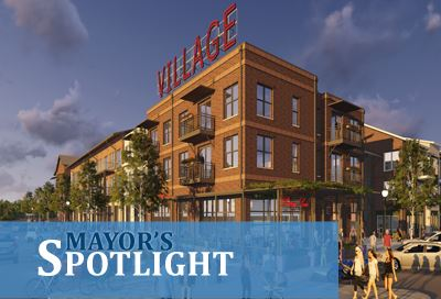 Mayors Spotlight graphic