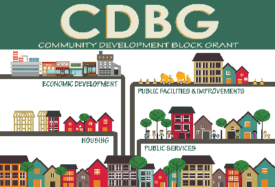 Community Development Block Grant illustration