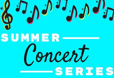 Summer Concert Series graphic