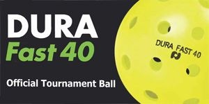PBI Dura Official Tournament Ball